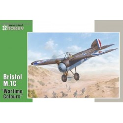 "Bristol M.1C ""Wartime Colours"" - 1/32 kit"