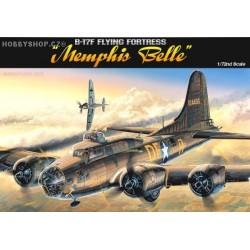 B-17F Memphis Belle - 1/72 kit