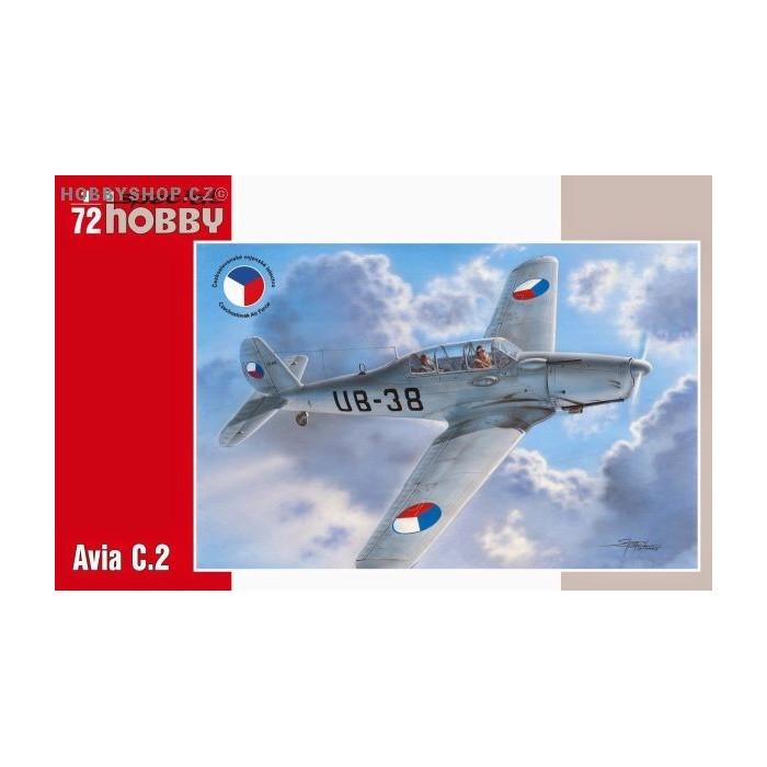 Avia C.2 - 1/72 kit