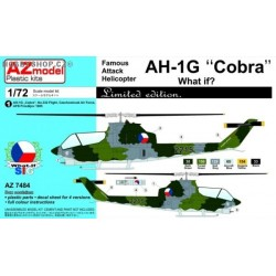 "AH-1G Cobra ""What If?"" - 1/72 kit"