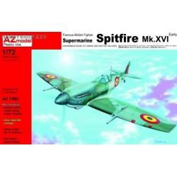 Spitfire Mk.XVI Early - 1/72 kit