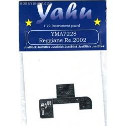 Reggiane Re.2002 - 1/72 PE set