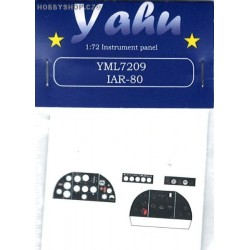 IAR.80 early - 1/72 PE set
