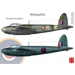 Mosquito - A3 print by Srecko Bradic