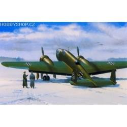 PZL P-37A Luftwaffe - 1/72 kit