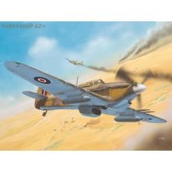 Hawker Hurricane Mk.IIC - 1/72 kit