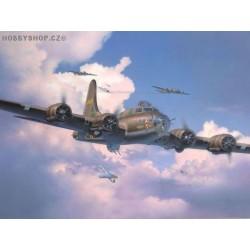 B-17 F Memphis Belle - 1/48 kit