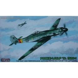 Focke-Wulf Ta 152H-1 - 1/72 kit