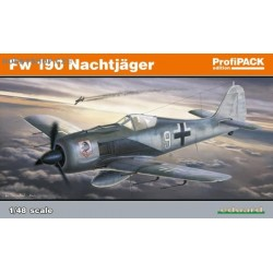 Fw 190A Nightfighter ProfiPACK - 1/48 kit