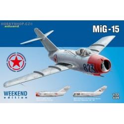 MiG-15 Weekend - 1/72 kit