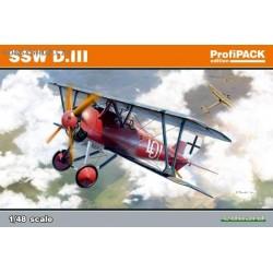SSW D.III Profipack - 1/48 kit