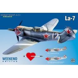 La-7 Weekend - 1/72 kit