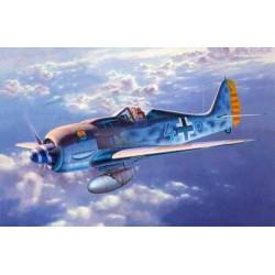 Focke-Wulf Fw 190A-8 Rammjager - 1/72 kit