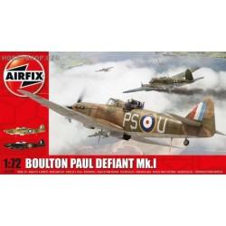 Boulton Paul Defiant Mk.I - 1/72 kit