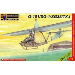 G-101 / SG-1 / SG 38 / TX.I 2in1 - 1/72 kit