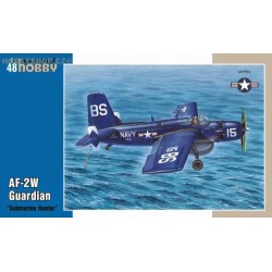 AF-2W Guardian Submarine Hunter - 1/48 kit
