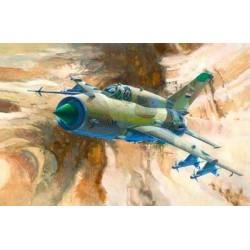 MiG-21MF Tomcat Killer - 1/72 kit