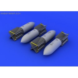 SC 250 German bombs - 1/48 update set