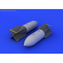 SC 500 German bombs - 1/48 update set