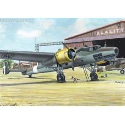 Dornier Do-17K Early (Bulgaria,Italy,Yugosl.) - 1/72 kit