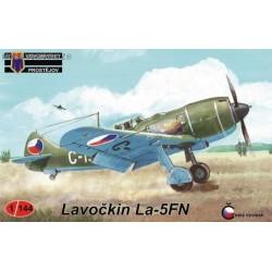 La-5FN Czechoslovak pilots - 1/144 kit