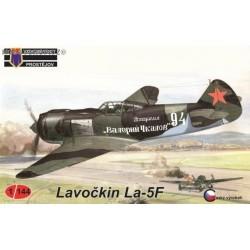 La-5F - 1/144 kit