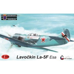 La-5F VVS Aces - 1/144 kit