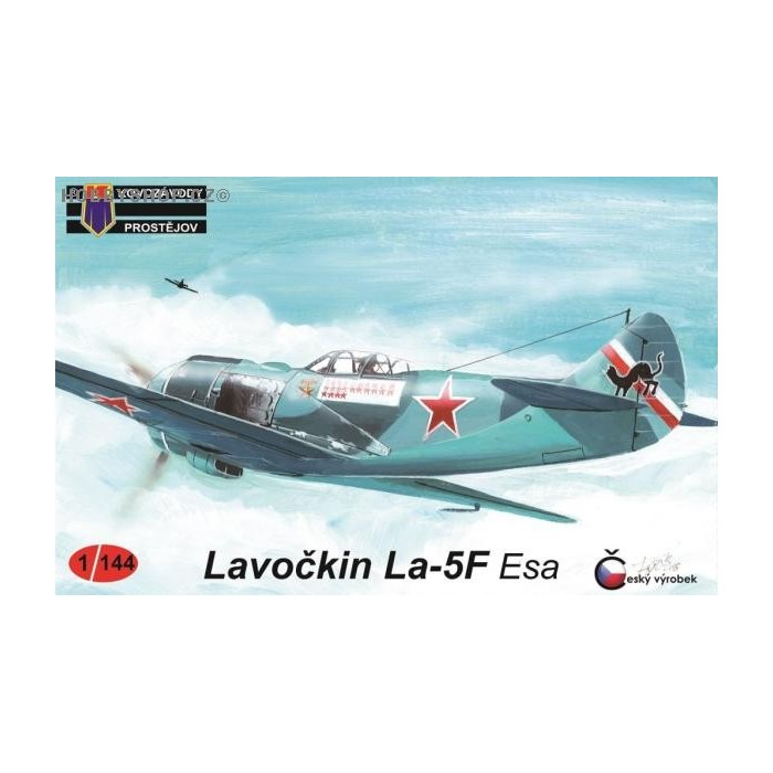 La-5F VVS Aces - 1/144 kit