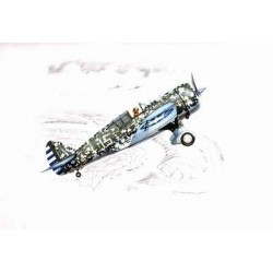 Hawk H-75M/N/O - 1/72 kit