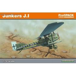 Junkers J.I ProfiPACK - 1/72 kit