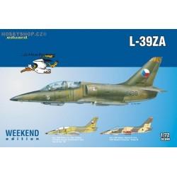 L-39ZA Weekend - 1/72 kit