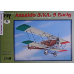 Ansaldo S.V.A. 5 International - 1/48 kit