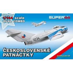 Československé patnáctky  DUAL COMBO Super44 - 1/144 kit