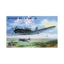 Su-6 AM-42 - 1/72 kit