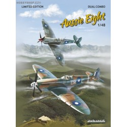 Aussie Eight Dual Combo Limited - 1/48 kit