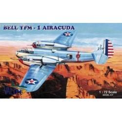 YFM-1 Airacuda - 1/72 kit