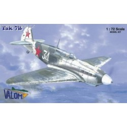 Yak-7B - 1/72 kit