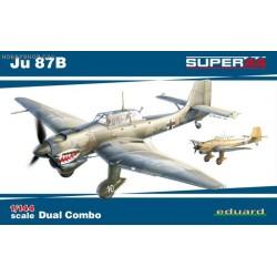 Ju 87B  Dual Combo SUPER44 - 1/144 kit