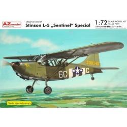 Stinson L-5 Sentinel - 1/72 kit