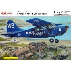 Stinson OY-2 in Korea - 1/72 kit