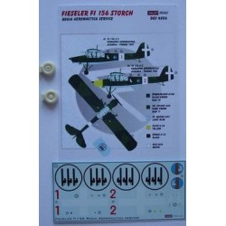 Fi 156 Storch Italy - 1/48 decals
