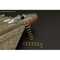 MiG-15/17 Step ladders (two type) - 1/72 PE set