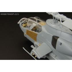 AH-1G Cobra - 1/72 PE set