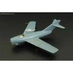 MiG-15bis 2pcs - 1/144 PE set