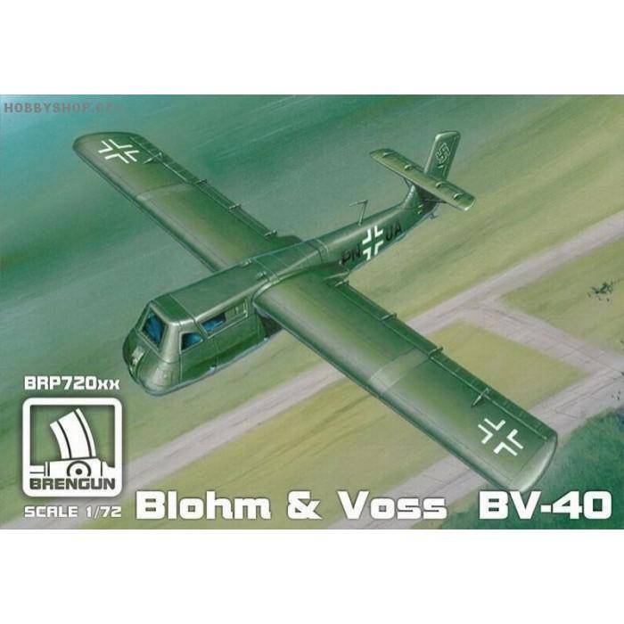 Blohm Voss BV-40 - 1/72 kit