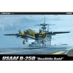USAF B-25B Doolittle Raid - 1/48 kit