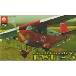 RWD-5 - 1/72 kit