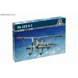 Hs 123A-1 - 1/48 kit