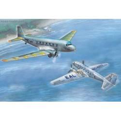 DC-2 PAA/EAL - 1/72 kit