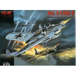 1/72 Do 215B-5 Night Fighter kit